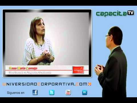CAPACITA TV 011 Entrevista a Rosa Maria Cornejo