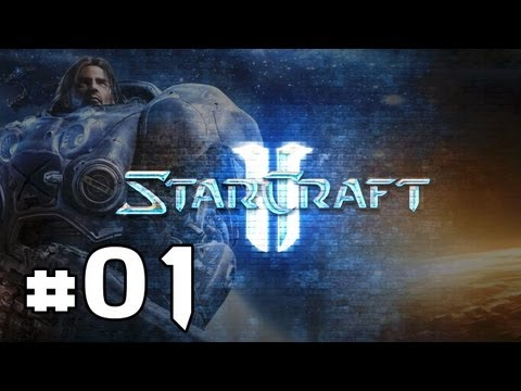 starcraft ii wings of liberty pc gameplay