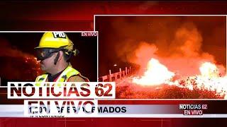 Feroz incendio en las montañas de Sun Valley – Noticias 62  - Thumbnail