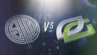 Video TSM vs OPT - NA LCS Week 2 Day 1 Match Highlights (Spring 2018) MP3, 3GP, MP4, WEBM, AVI, FLV Juni 2018