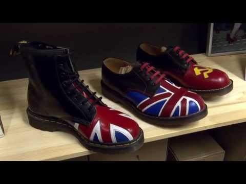 40 years working for Airwear Dr. Martens