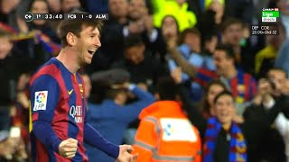 Video Lionel Messi ● 70 Amazing Goals in La Liga - Out of All 400 ●  With Commentaries MP3, 3GP, MP4, WEBM, AVI, FLV Januari 2019
