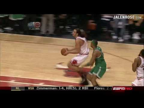 Avery Bradley steals from Lakers- February 7 2013