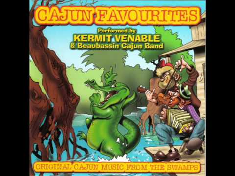 Cajun Music - watermelon man van de cd cajun favourites performed by kermit venable