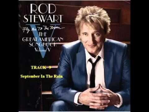 Tekst piosenki Rod Stewart - September In The Rain po polsku