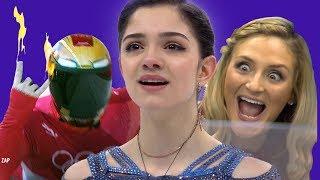 Video Best of Olympics' Zap | Watts Zap | Pyeongchang 2018 | Eurosport MP3, 3GP, MP4, WEBM, AVI, FLV Juni 2018