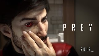 Announced at the 2016 Bethesda Showcase, watch the reveal trailer for Prey! Arkane Studios, the team behind the critically acclaimed Dishonored series, is br...
