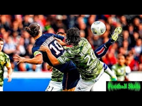 Scorpion Kick Goals In Football (Soccer) | Super Compilation | Must See
