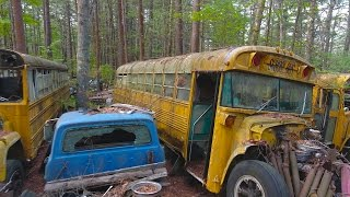 Nonton ABANDONED CAR GRAVEYARD (Over 20,000 Cars) Film Subtitle Indonesia Streaming Movie Download