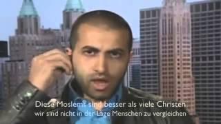 Vom Islam Zum Christentum - Sohn Des Scheichs Hassan Yousef (HAMAS)