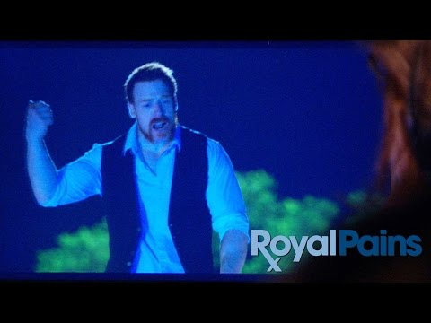 usa_network - Go behind-the-scenes with WWE Superstar Sheamus on the set of