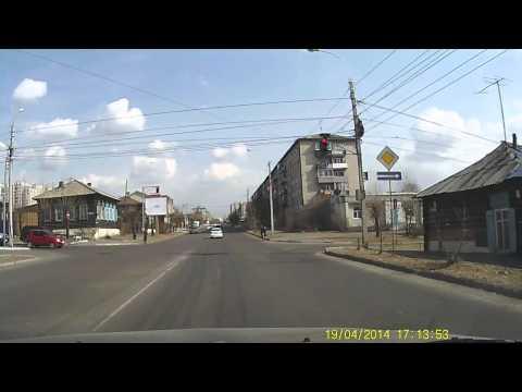 Авария в Чите