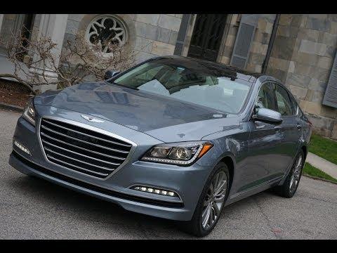 2015 Hyundai Genesis – TestDriveNow.com Review by Auto Critic Steve Hammes