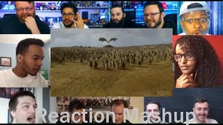 Game of Thrones Season 7 Official Trailer HBO Reactions Mashup Reactors featured in Game of Thrones Season 7 Official Trailer HBO Group Reaction MareckProduc...