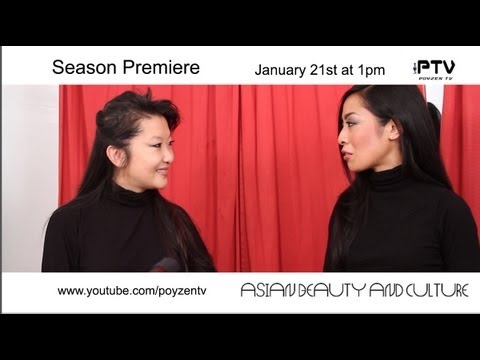 Asian Beauty and Culture – Season Premiere with Jeannette Josue ( Show #101 )