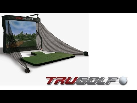 The Ultimate Golf Game Improvement Tool: TruGolf Simulator