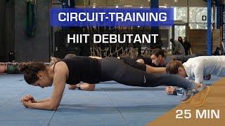 Circuit training – HIIT Débutant