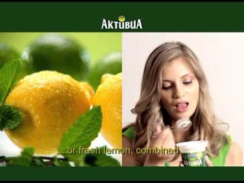 Activia - New Fruits
