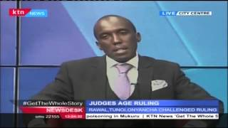Analysis on the ruling on retirement age of judges