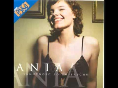 Tekst piosenki Ania Dąbrowska - Tylko słowa zostały po polsku