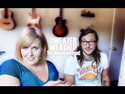 sweater weather - Tweet this video! http://clicktotweet.com/9fQmr Get a text when I upload new videos! http://motube.us/tonjesml Check out Michael Castro: http://www.youtube.c...