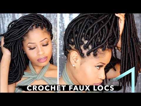 How To ➟ CROCHET FAUX LOCS
