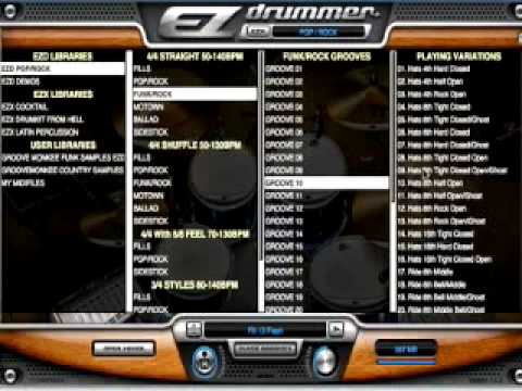 EZ Drummer Software From Toontrack review