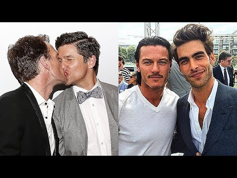 30 Gay Celebrity Couples In Hollywood ★ 2019