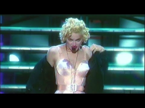 Madonna – Blond Ambition World Tour '90 – Reliance MediaWorks 16:9 remaster – FULL CONCERT
