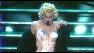 Madonna - Blond Ambition World Tour '90 - Reliance MediaWorks 16:9 Remaster - FULL CONCERT