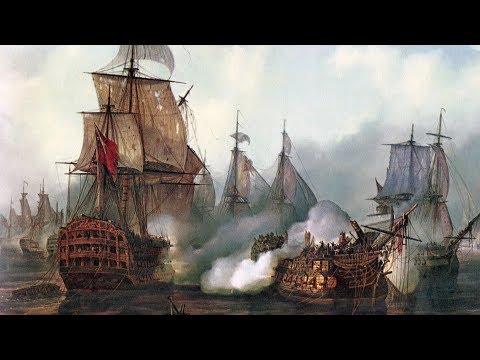"""Mis videos: """"Artilleria y los barcos de linea (inicio del siglo XIX)"""""""