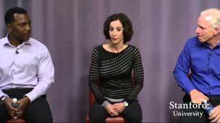 Stanford Seminar - Chris Redlitz&Beverly Parenti Of The Last Mile
