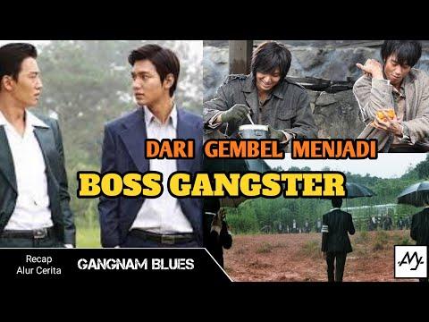 Pemuda Miskin Menjadi Boss Gangster - Review Alur Cerita Gangnam Blues (Gangnam 1970) Recap