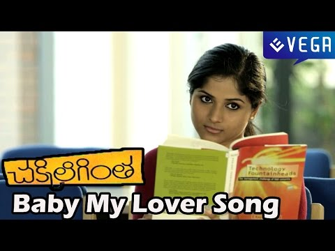 Chakkiligintha Movie - Baby My Lover Promo Song -  Sumanth Ashwin - Latest Telugu Movie 2014