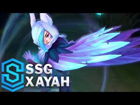 SSG Xayah