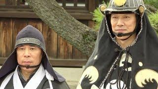 堤真一、岡村隆史、中村義洋監督/映画『決算!忠臣蔵』公開直前イベント