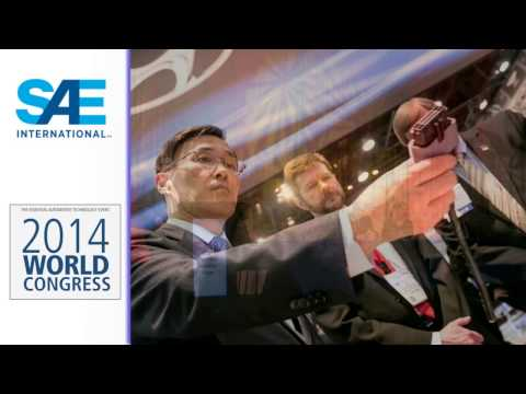 Highlights from SAE 2014 World Congress
