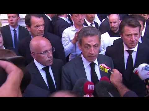 La mère de Nicolas Sarkozy, Andrée, est décédée