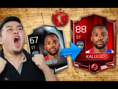 67 TO 88 RATED STRIKER!! FINALLY WE REACH WORLD CLASS TIER 2!! FIFA MOBILE S2