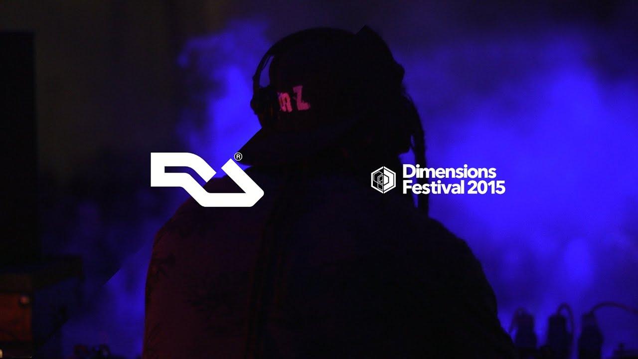 Mala - Live @ Dimensions Festival 2015