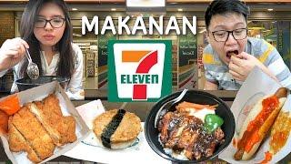 Video Dinner Di SEVEN ELEVEN !! Ternyata Enak !! MP3, 3GP, MP4, WEBM, AVI, FLV Maret 2019