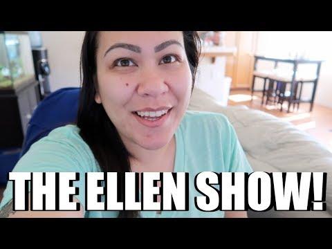 I GOT TICKETS TO THE ELLEN SHOW! - April 3, 2018