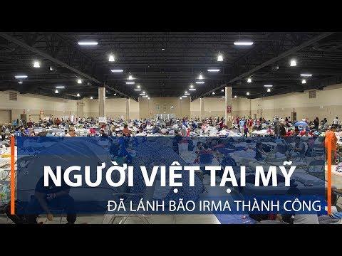 Người Việt tại Mỹ đã tránh bão Irma thành công | VTC1 - Thời lượng: 2 phút, 41 giây.