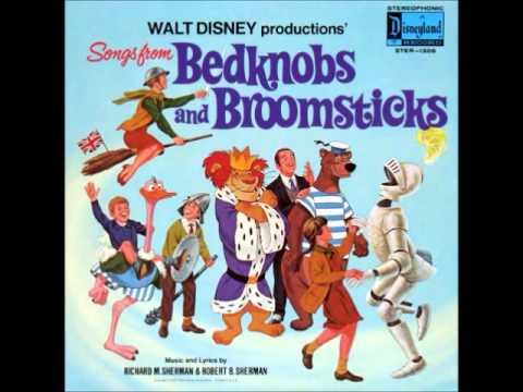 Bedknobs and Broomsticks OST - 05 - Eglantine / Don't Let Me Down / Reprise: Eglantine