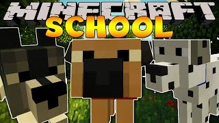 Minecraft School : VISITING THE PET STORE!