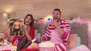 Video La pyjama party de Barbara Opsomer et Jeremstar MP3, 3GP, MP4, WEBM, AVI, FLV Juni 2018