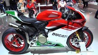 4. 2018 Ducati Panigale 1299 R Final Edition - Walkaround - 2017 EICMA Milan Motorcycle Exhibitio