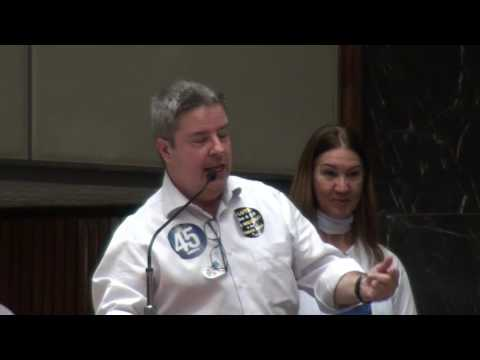 Convenção Municipal PSDB-BH – Discurso Antonio Anastasia