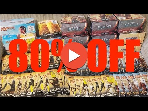$1 Boosters - $9 Bundles - 80% OFF Gamestop