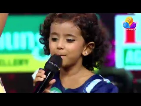 Flowers top singer||Ananya first time in top singer stage